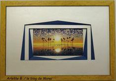 Arlette B/ élève de Manel / biseaux en parade Blog, Frame, Home Decor, Diy Tutorial, Illuminated Manuscript, Picture Frame, Frames, Painted Canvas, Decoration Home
