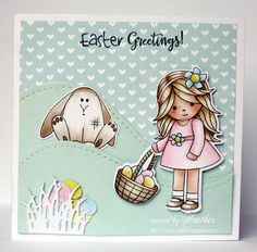 Heather's Haven: Simon Says Stamp 'Melody's Easter'
