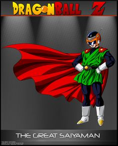 Dragon Ball Z - The Great Saiyaman by DBCProject on DeviantArt
