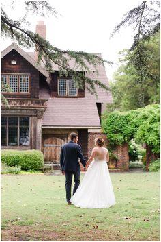 Hermitage Museum Gardens Wedding Blush And Navy Bridesmaid Dresses Cly Virginia Norfolk Va Pinterest