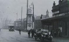 Birkenhead Central Station (1924).