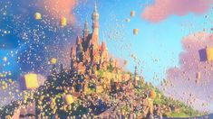 Arbitrary Ratings of Famous Disney Castles