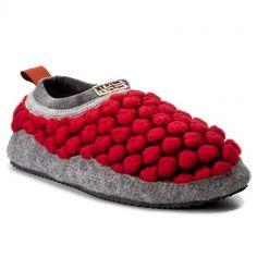 Papuci de casă NAPAPIJRI - Misan 15798160 Sparkling Red N493 Sparkle