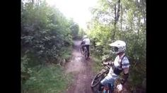 Off course we had a GoPro with us when trying downhill mountainbiking! Check it out!