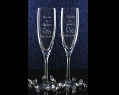 Simple Champagne Glasses - Google Image Result for http://www.maplesprings.com/glass/wedding3.jpg