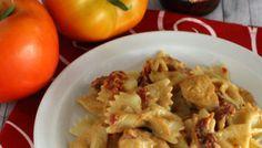 Sun Dried Tomato Chicken Alfredo - #15MinuteSupper