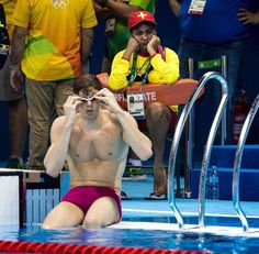 The World's Most Useless Job #olympics #2016rioolympics #sports #funny #wtf #humor #lol #rio #rio2016