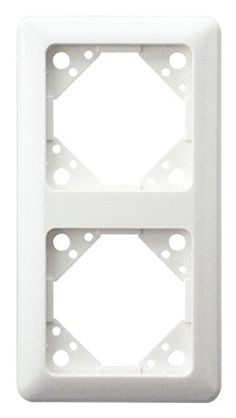 REV Ritter EverLuxe Rahmen 2-fach wei�, 0548420551