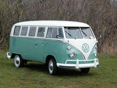 1961 volkswagen bus - I will own one in the future!
