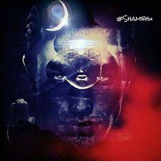 Lord shiva painting Mahadev Tattoo, Shiva Shakti, Shiva Hindu, Hindu Art, Shiva Tattoo Design, Kali Mata, Lord Shiva Family, Lord Shiva Painting, Lord Murugan