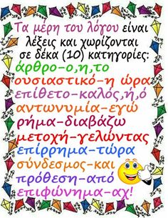 Learn Greek, Greek Language, Special Education, Fails, Teacher, Messages, Activities, Learning, School
