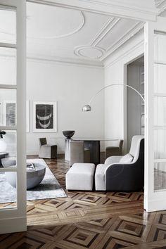 Living Room with LIU