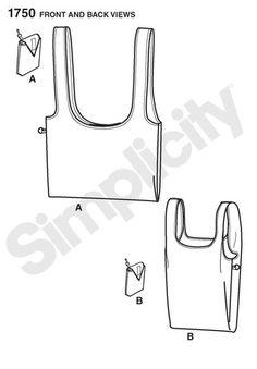 S1750 Shopping Bag | It's So Easy