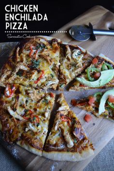 ... Ranch Chicken Pizza | Recipe | Chicken Pizza, Ranch Chicken and Pizza