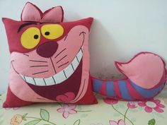 Handmade Alice in Wonderland Cheshire Cat by RbitencourtUSA, $29.95