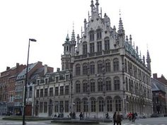 Louvain, Belgium <3 only  a few weeks until I am here with Julie in one of my favorite countries!