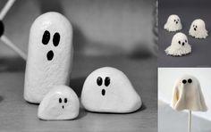 40 söta spöken att göra till Halloween