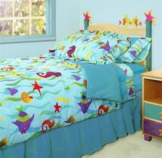 1000 images about kids bedding on pinterest kids duvet for Fish bedding twin