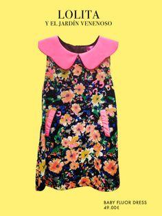Baby Fluor Dress 49€  https://www.facebook.com/lolitashoponline