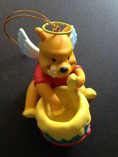 Grolier Disney Winnie the Pooh Christmas Ornament w/box