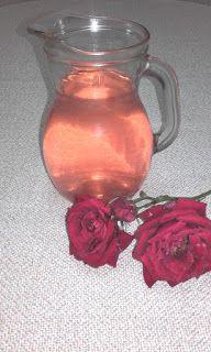 Retete cu margareta cismasiu: Suc de trandafiri