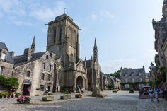 Deux semaines en Bretagne : le Finistère à vélo - Blog voyage Notre Dame, Barcelona Cathedral, Building, Travel, Ride Or Die, Viajes, Buildings, Destinations, Traveling