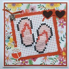 Cross Stitch Cards, Cross Stitch Embroidery, Cross Stitch Patterns, Marianne Design, Plastic Canvas, Needlepoint, Gift Tags, Needlework, Dots