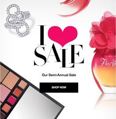 "*DEAL ALERT!* AVON's Wildly Popular ""I <3 A SALE!"" ends SOON! HURRY to grab these deals!"