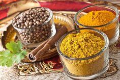 spices, herbs oils, etc.