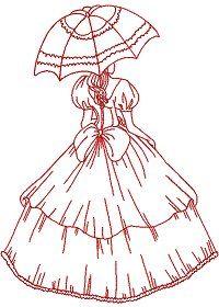 Rainy Bonnets   ten different designs