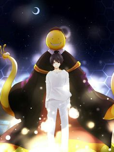 Koro-sensei || Assassination Classroom