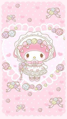 trendy wallpaper pastel iphone kawaii my melody Sanrio Wallpaper, My Melody Wallpaper, Cute Pastel Wallpaper, Hello Kitty Wallpaper, Trendy Wallpaper, Kawaii Wallpaper, Cute Wallpaper Backgrounds, Love Wallpaper, Iphone Wallpaper