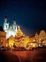 Pražský vánoční trh