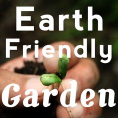 10 Sustainable Garden Products for a More Earth-Friendly Garden! Thanks for the tips, @TreeHugger #Sustainability