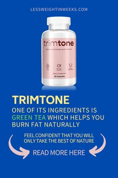 Trimtone best selling weight loss capsule. Trimtone is well knows as an effective weight loss capsule and fat burner. Weight loss capsule Trimtone. Accelerate metabolism to burn fat, Control your hunger and lose weight. Trimtone has all the power in one powerful and effective weight loss pill. The best weight loss capsule fat burner for women that will help you achieve your best body. Trimtone is made from 100% natural ingredients. #weightlosscapsule #trimtone #weightlosscapsulefatburner Metabolism Booster Supplements, Fat Burner Supplements, Weight Loss Supplements, Best Weight Loss Pills, Weight Loss Goals, Natural Appetite Suppressant, Natural Fat Burners, Abdominal Fat, How To Lose Weight Fast