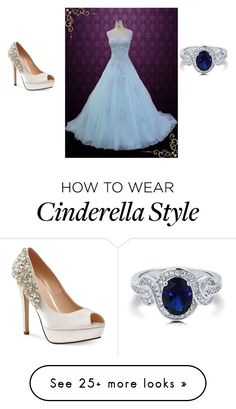 """""""my wedding"""" by becca104 on Polyvore featuring Pink Paradox London, BERRICLE and idk"""