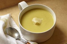 Curried Cauliflower Soup | GiadaWeekly.com