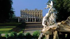 Cliveden House in Berkshire, England, has been host to many of the politically powerful since 1666, when it was first built by the 2nd Duke of Buckingham to entertain his mistress. Guests to the hotel are still greeted today by the Fountain of Love, commissioned in 1897 for the garden.