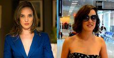 Adriana Birolli muda o visual após final de 'Império'