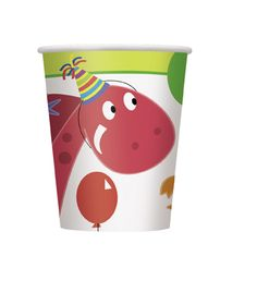 Do the Dino 9oz Hot / Cold Cups - Boys Birthday Party Supplies & Party Themes Online in India