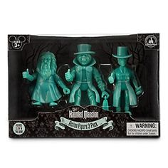Disney Parks Haunted Mansion Hitchhiking Ghosts Action Fi...