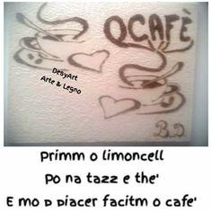 #wood #lavorifattiamano #arte #pirografia #creativita #passione #desyartarteelegno #fantasia #caffe #poesia #rima #eoradelcaffe' #buonpomeriggio