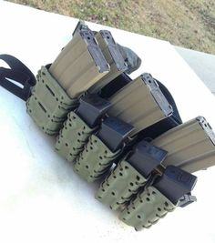 G-code scorpion mag pouches