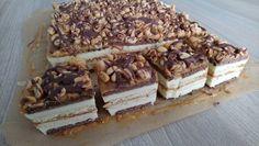 Kulinarne przygody: Ciasto Snickers bez pieczenia Tiramisu, Cupcakes, Sweets, Cooking, Ethnic Recipes, Parenting, Book, Kids, Kitchen