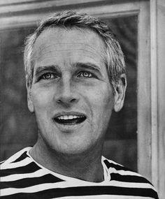 Paul Newman, late 70's, Westport