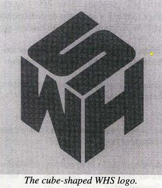 The 'cube' logo