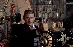 He got his first leading role in the 1960 adaptation of HG Wells' science-fiction classic The Time Machine and went on to star in several hit films in the 1960s and 1970s. Description from dawgshed.com. I searched for this on bing.com/images