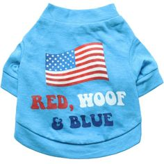 Euone Hot Dogs American Flag Printed Coat Jumpsuit Pet Puppy Soft Warm Cotton Clothes *** Click image to review more details. (This is an affiliate link) #DogsApparel