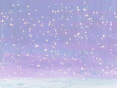 Resultado de imagem para gifs de um ceu roxo com estrelas