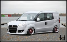 Fiat Doblo Modified  http://www.carsymbols.net/fiat-doblo-modified/ Car Symbols
